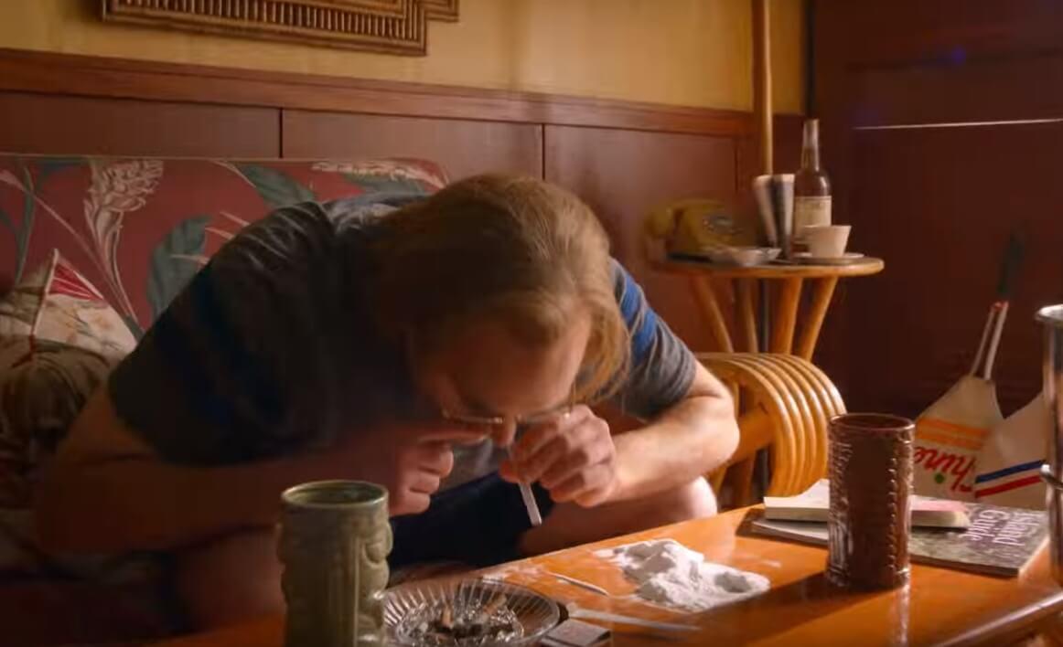 """El trailer de """"A Futile And Stupid Gesture"""" es un viaje por la comedia de los 70 salpicado de cocaína"""