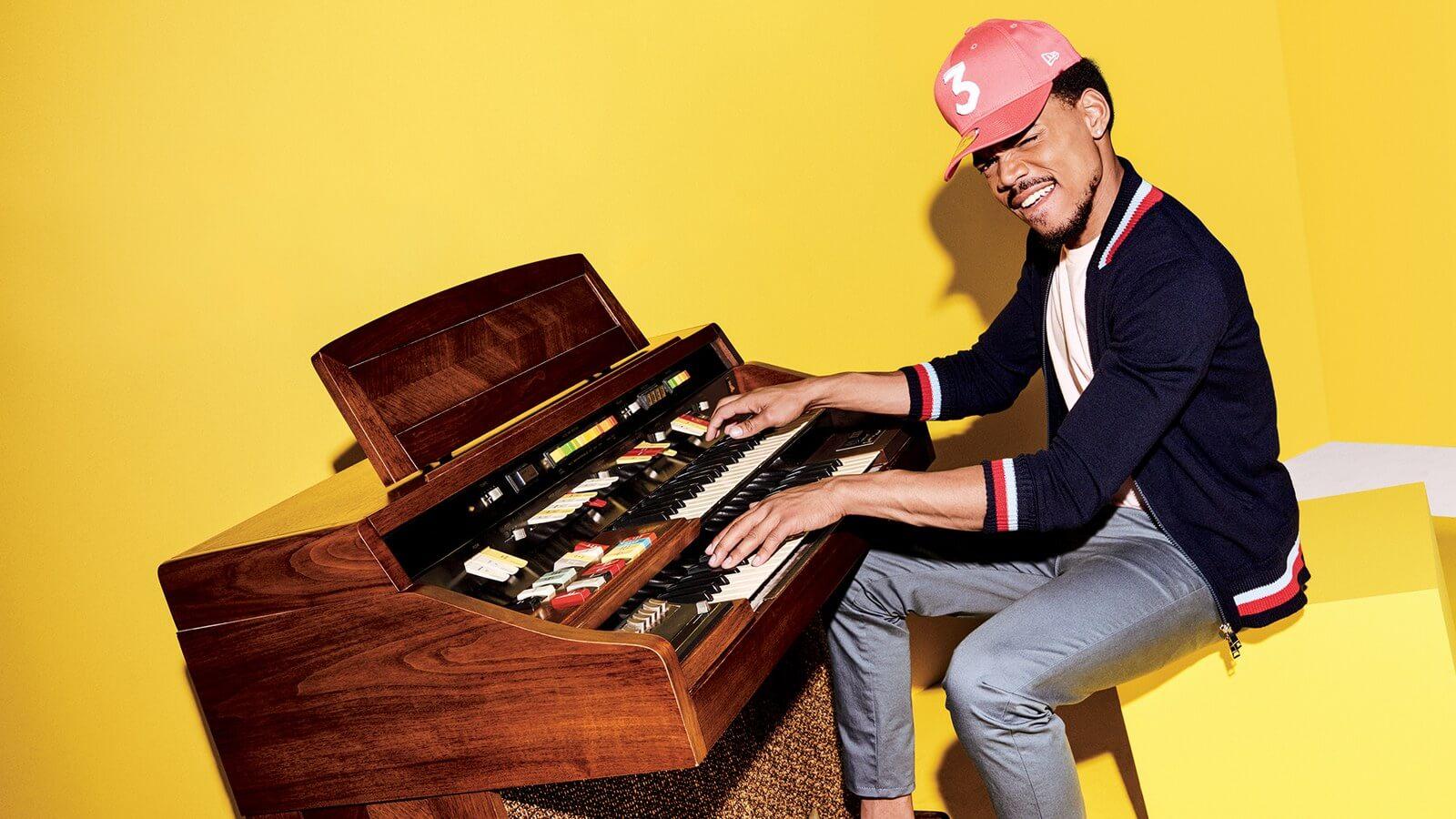 Chance The Rapper. Fotografía: Eric ray Davidson/GQ