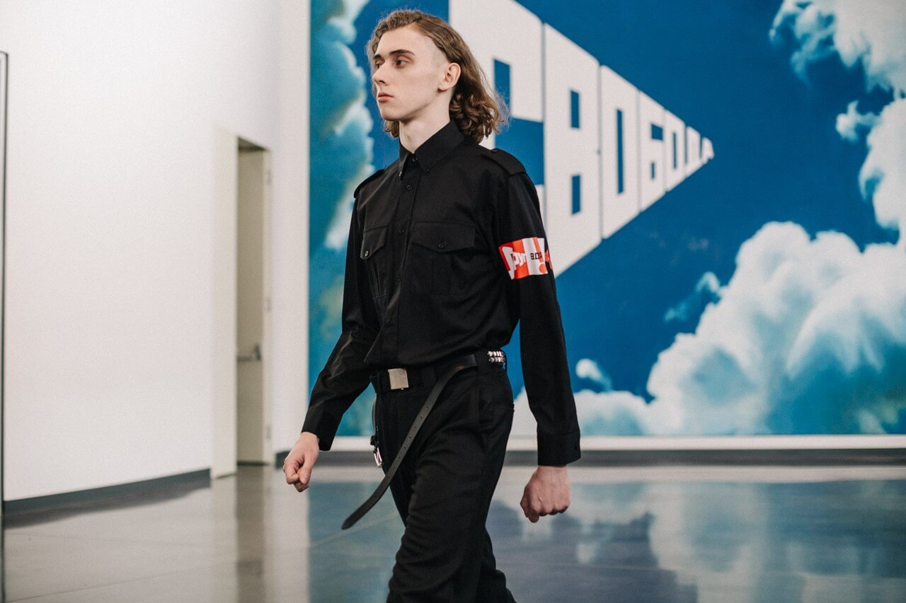 Gosha Rubchinskiy AW 2018. Fotografía: Yana Davidova
