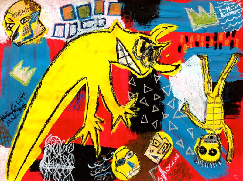 Esto fue lo que sucedió cuando Maya Angelou y Jean-Michel Basquiat se unieron en un libro de poesía