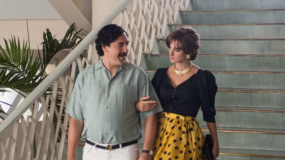 """Javier Bardem y Penélope Cruz muestran la cara íntima del narcotráfico en el trailer de """"Loving Pablo"""""""