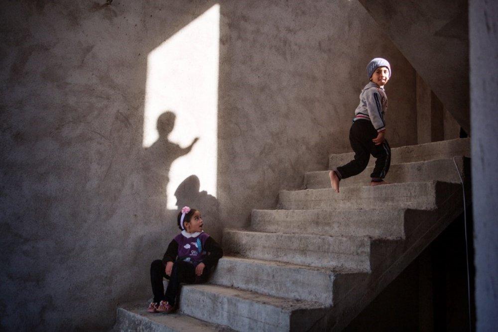 Over My Eyes. Fotografía: Rawsht Twana/DARST