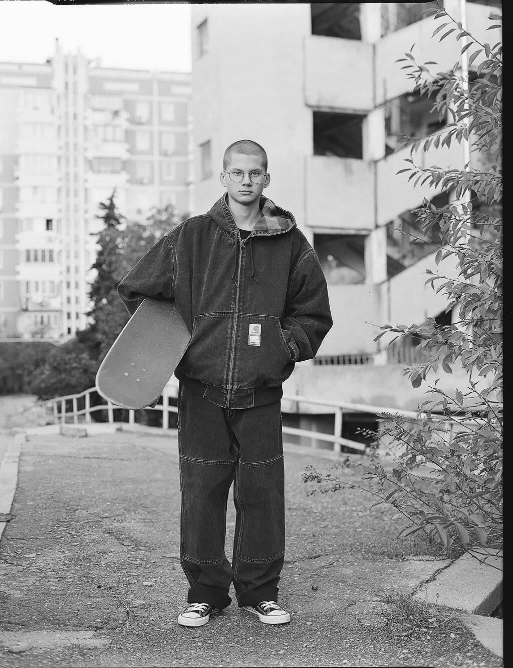 PACCBET x Carhartt WIP: Gosha Rubchinskiy une el streetwear y la escena skate rusa una nueva cápsula
