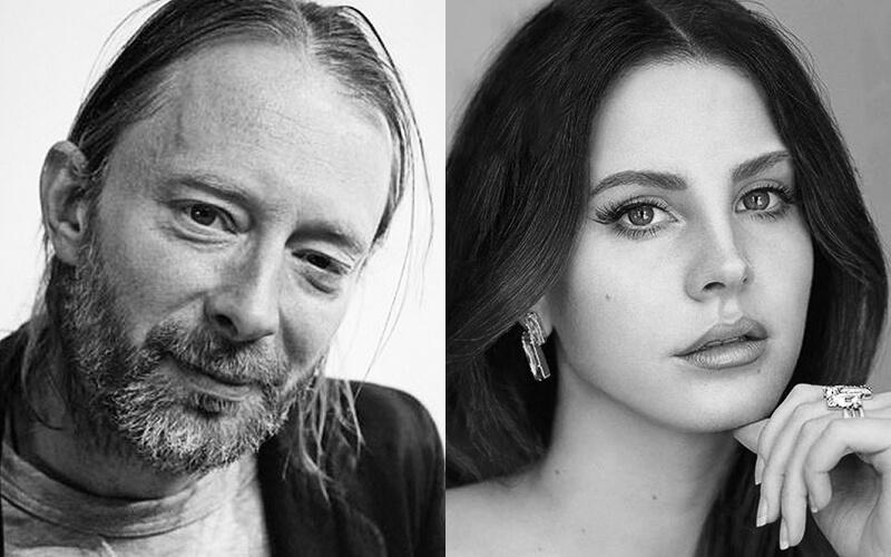 Radiohead demandó a Lana del Rey por plagio