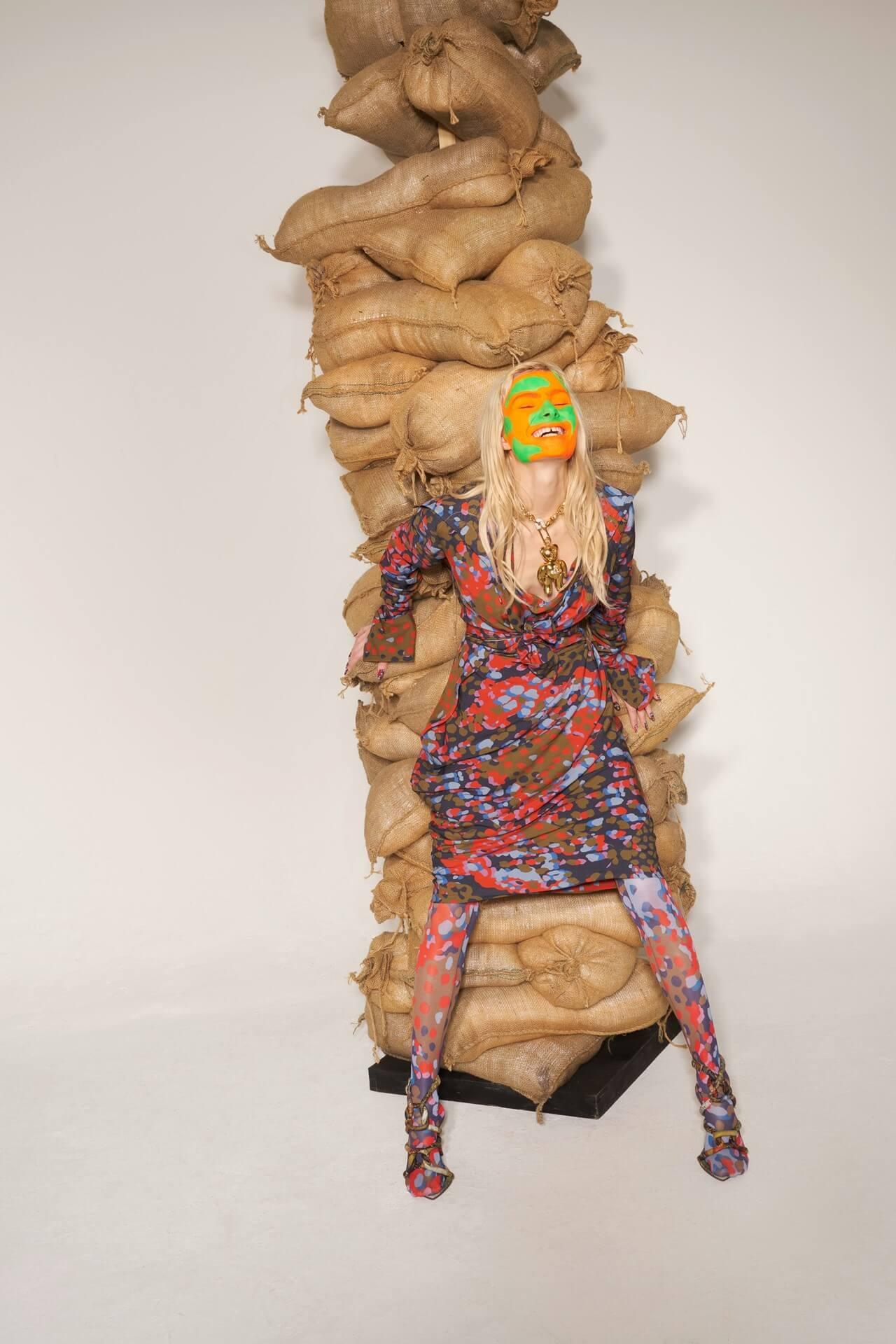 Vivienne Westwood A/W 2018. Fotografía: Maria Ziegelboeck