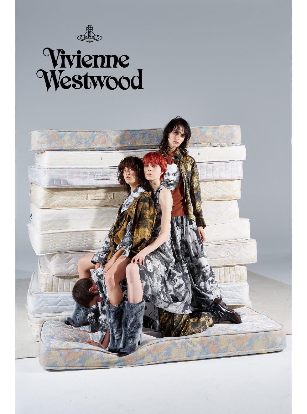 Vivienne Westwood A/W 2018. Fotografía: Vivienne Westwood