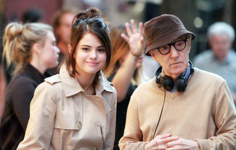 """Los archivos de Woody Allen revelaron 40 años de """"obsesión con mujeres jóvenes y adolescentes"""""""