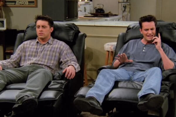 Friends. Temporada 2. Episode 15.