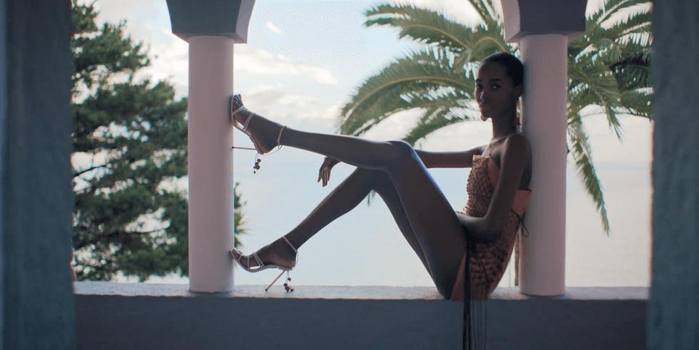 """Las Islas Canarias es el escenario perfecto para el corto """"La Bomba"""" del diseñador Simon Porte Jacquemus"""
