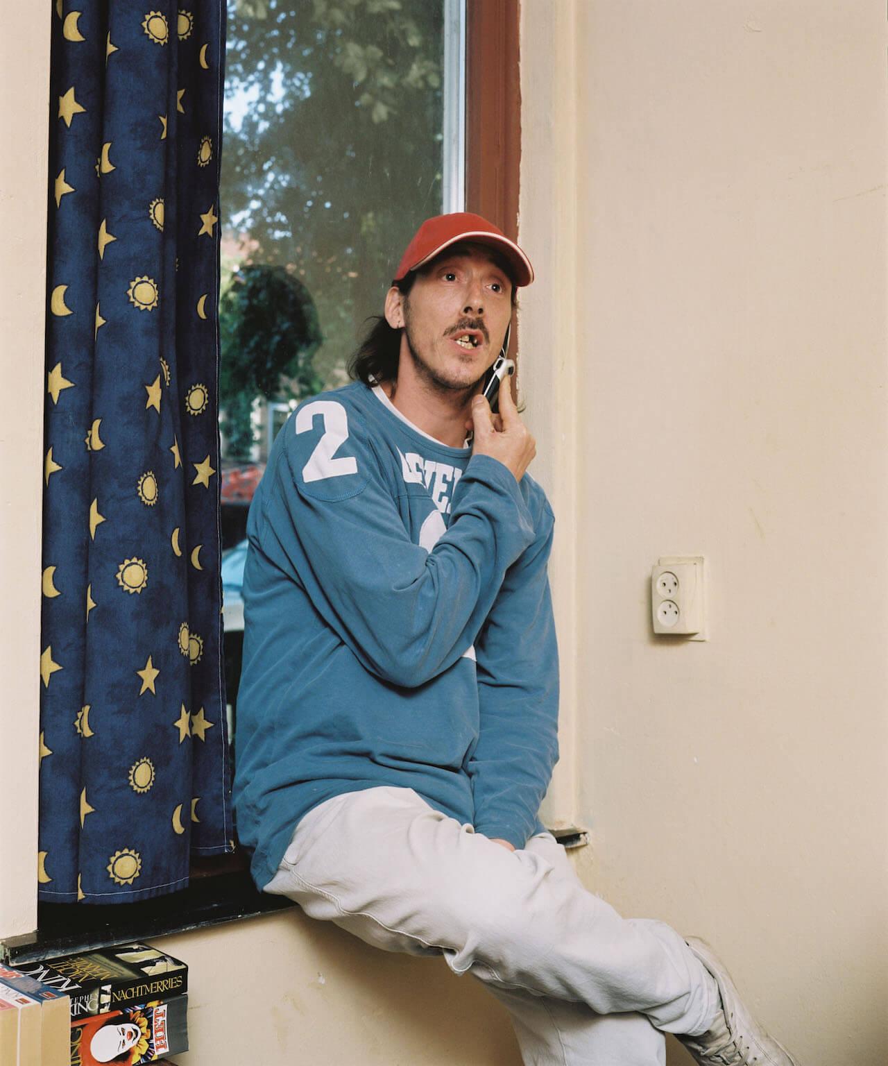 Man Next Door. Fotografía: Ron Hornstra