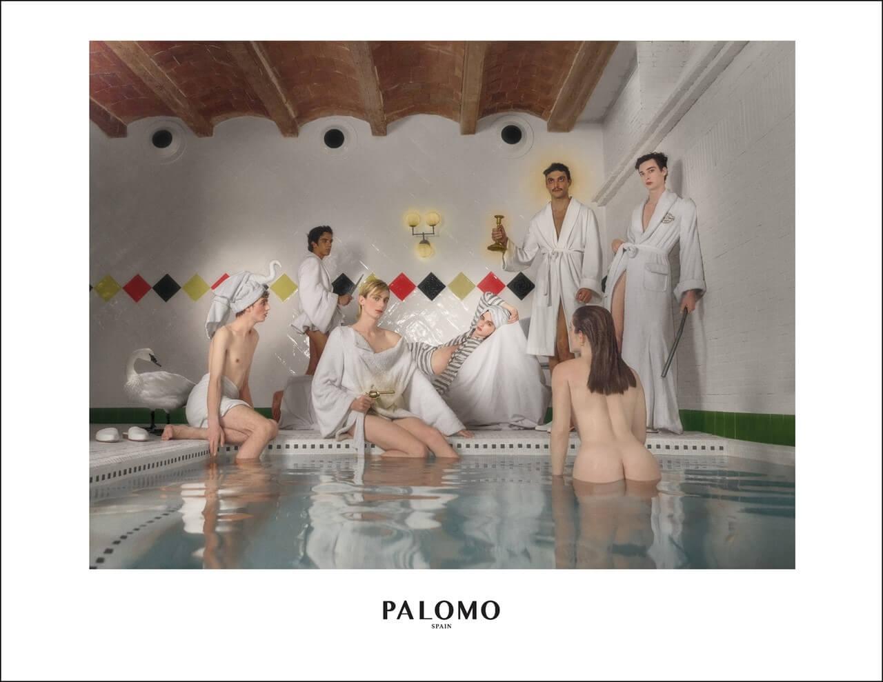 Palomo Spain SS 2018. Fotografía: Filip Custic.