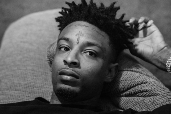 21 Savage. Fotografía: The Fader