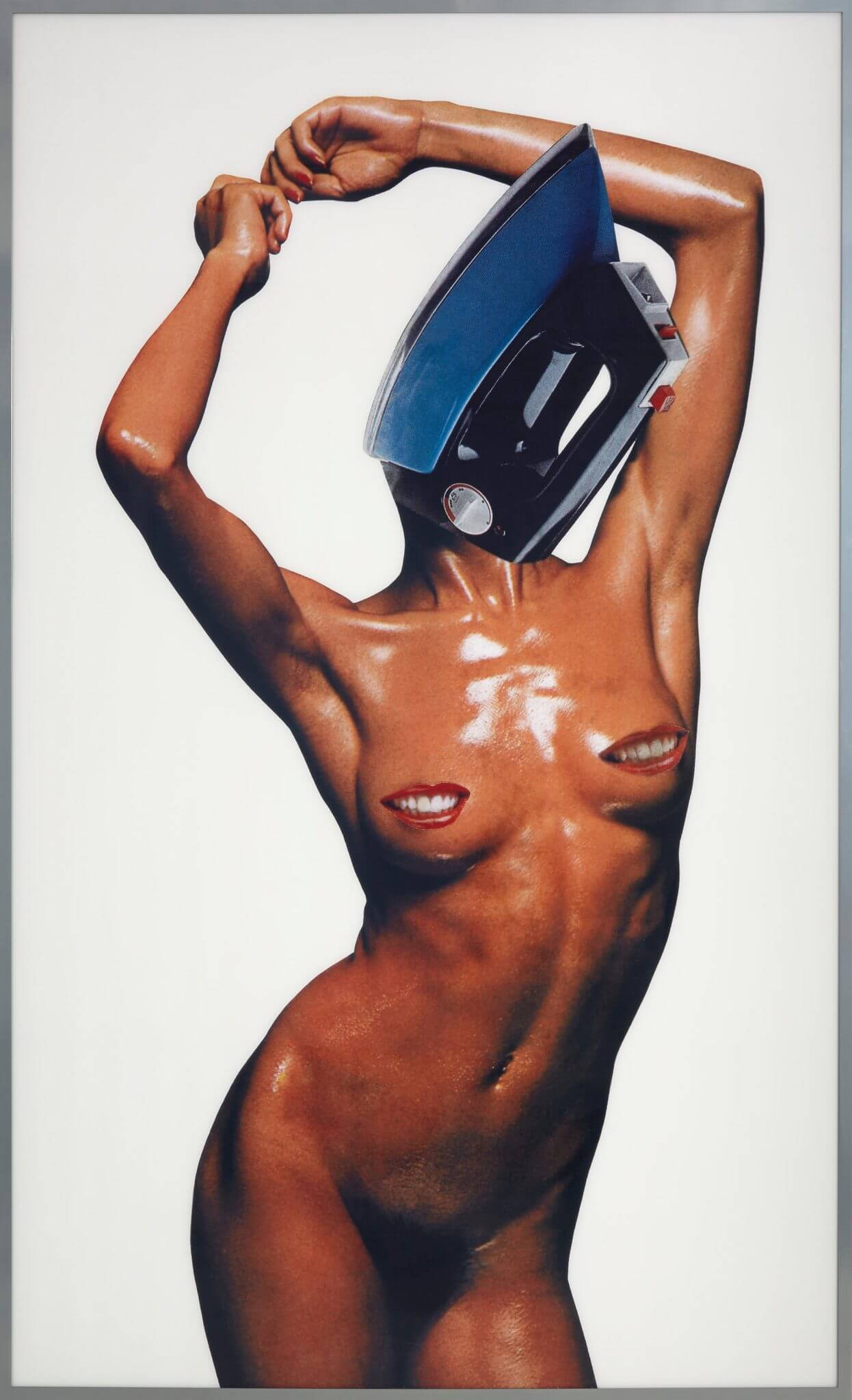 Orgasm Control (1977) Arte: Linder Sterling