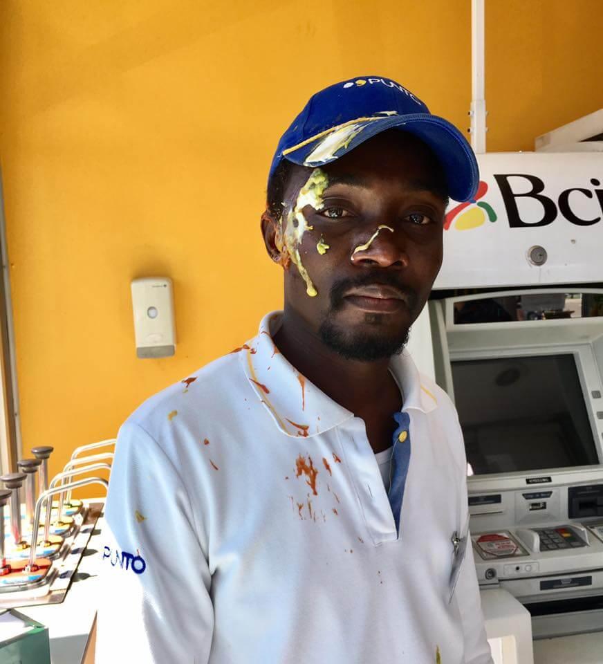 La xenofobia y el racismo continúan: Otro ciudadano haitiano atacado en Chile