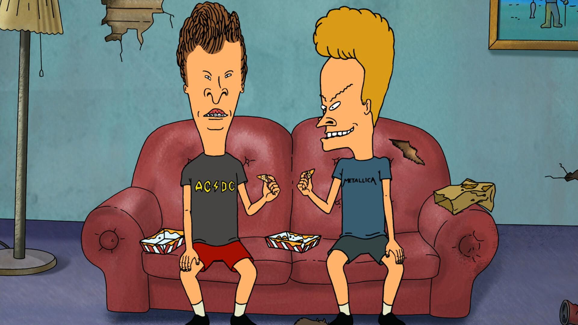 """Detengan todo, que """"Beavis & Butthead"""" podrían estar de vuelta en la TV"""