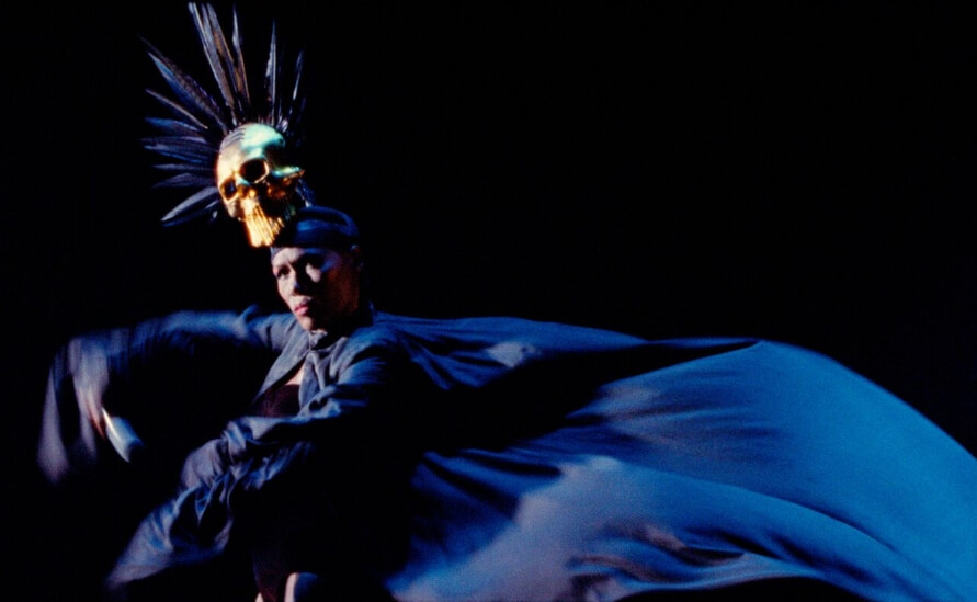 "El documental ""Grace Jones: Bloodlight and Bami"" llega a Chile en el marco del 14° Festival In-Edit"