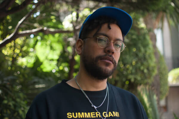Jesse Báez. Fotografía: Press