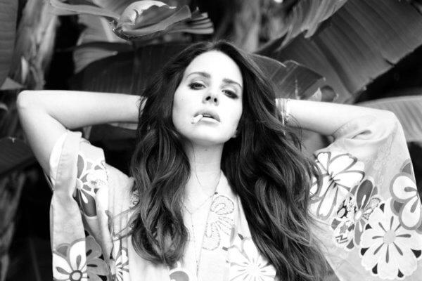 Lana Del rey. Fotografía: Mathieu Cesar