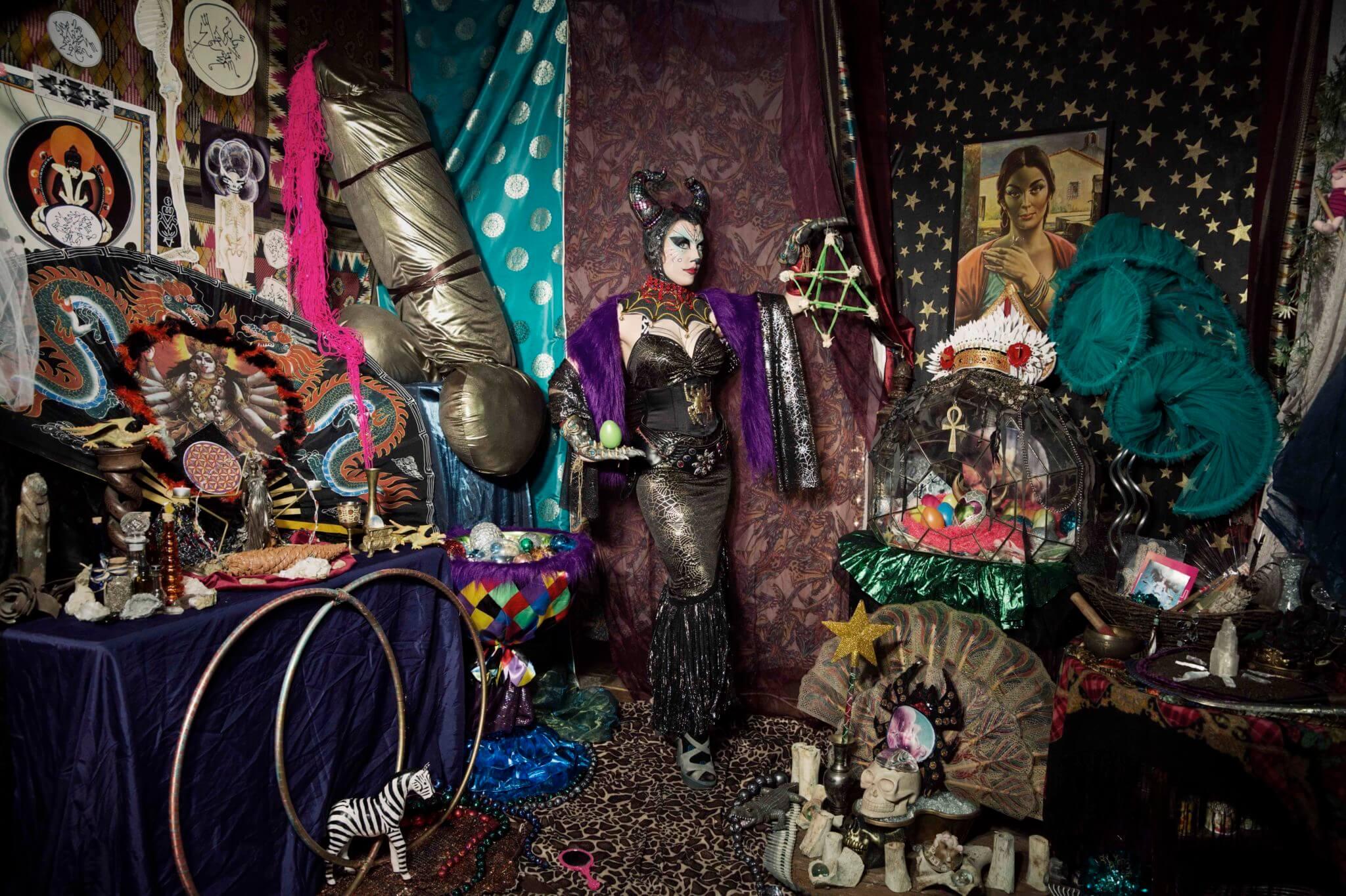 Ale Sandra: Retratos íntimos de los hogares más excéntricos de Berlín