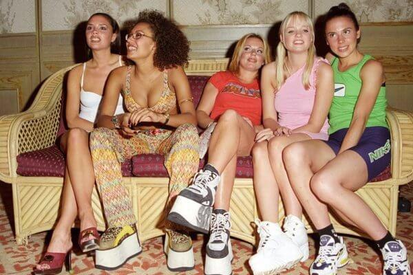 Spice Girls. Fotografía: Getty/Archivo