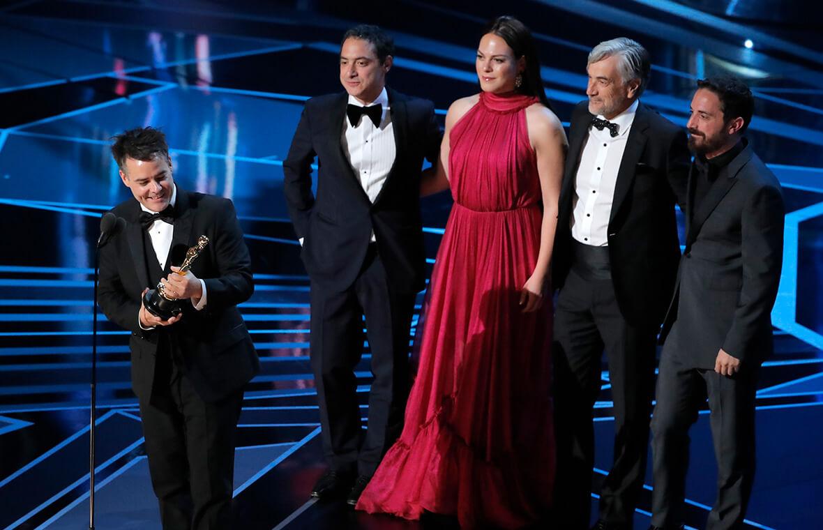 Oscars 2018: Los 9 mejores momentos de una ceremonia diversa, feminista y predecible