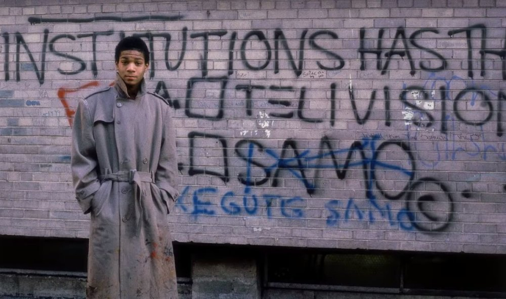 Boom For Real: The Late Teenage Years of Jean-Michel Basquiat. Imagen: Magnolia Pictures
