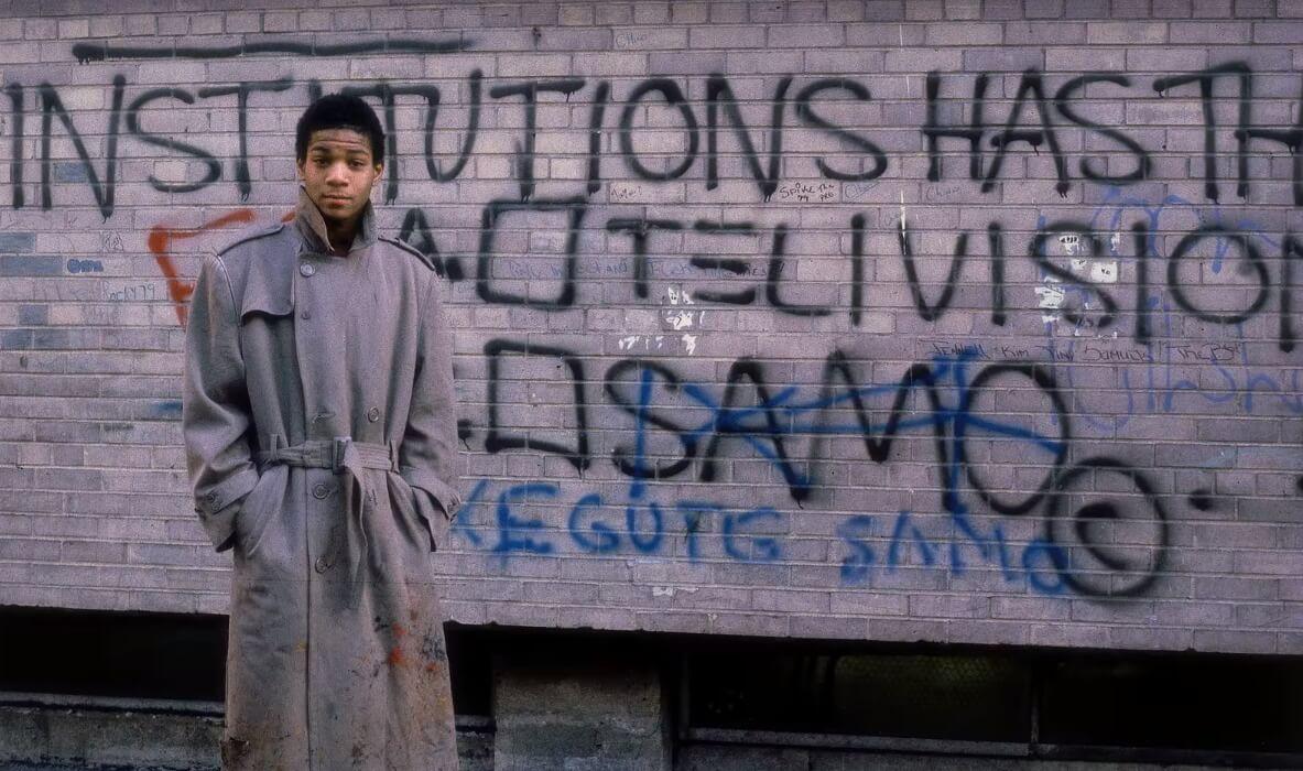 """""""Boom For Real"""": El documental de Jean-Michel Basquiat que retrata su adolescencia artística y rebelde"""