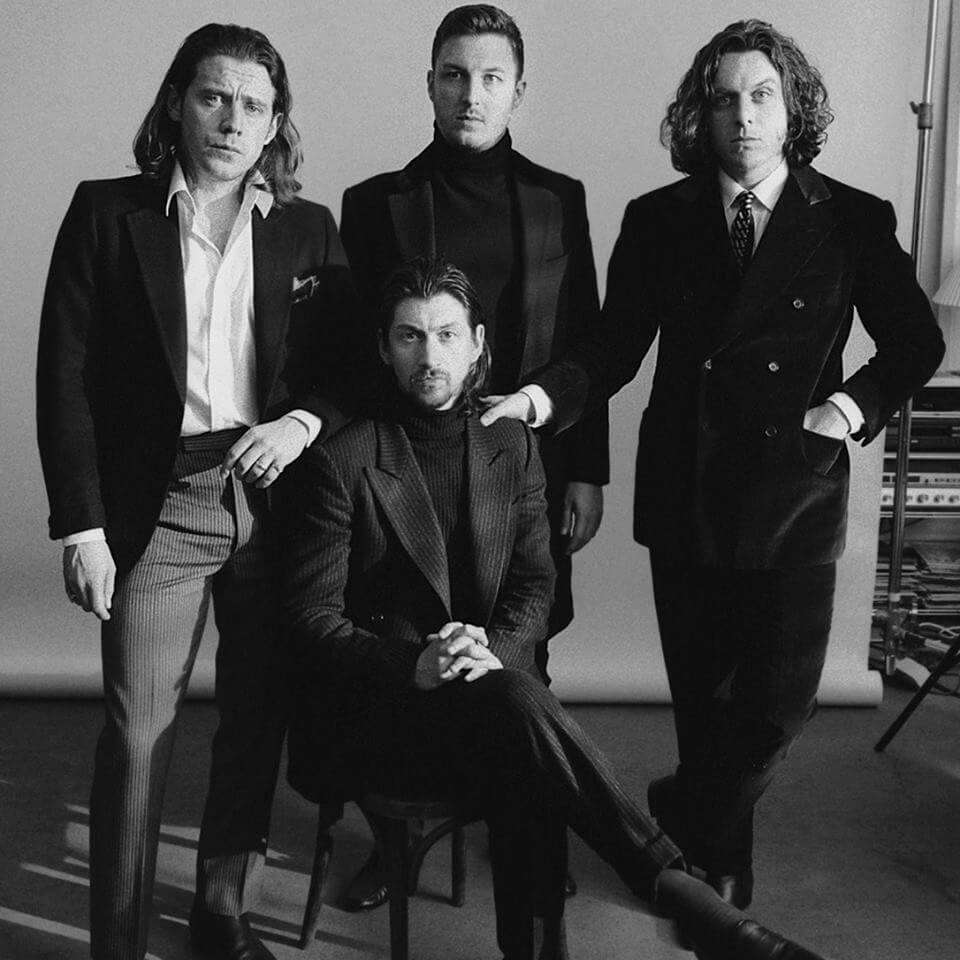 """Arctic Monkeys anuncia su nuevo álbum: """"Tranquility Base Hotel & Casino"""""""