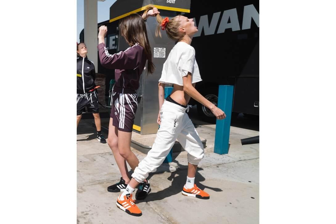 Alexander Wang x adidas Originals Season 3. Fotografía: Brianna Capozzi