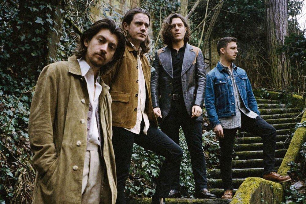 Arctic Monkeys. Fotografía: Zackery Michael