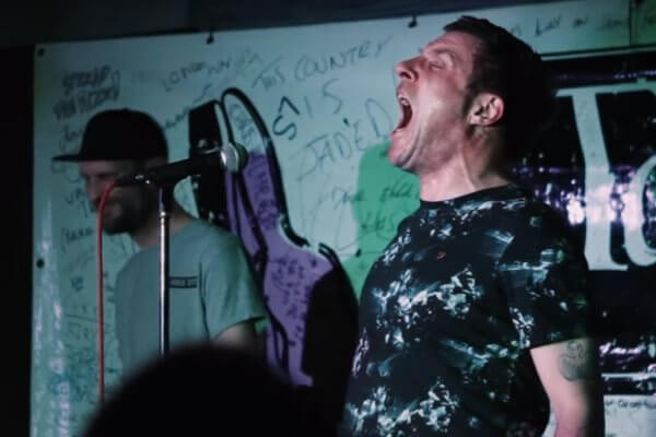 Bunch of Kunst (A film about Sleaford Mods). Imagen: Munro Films