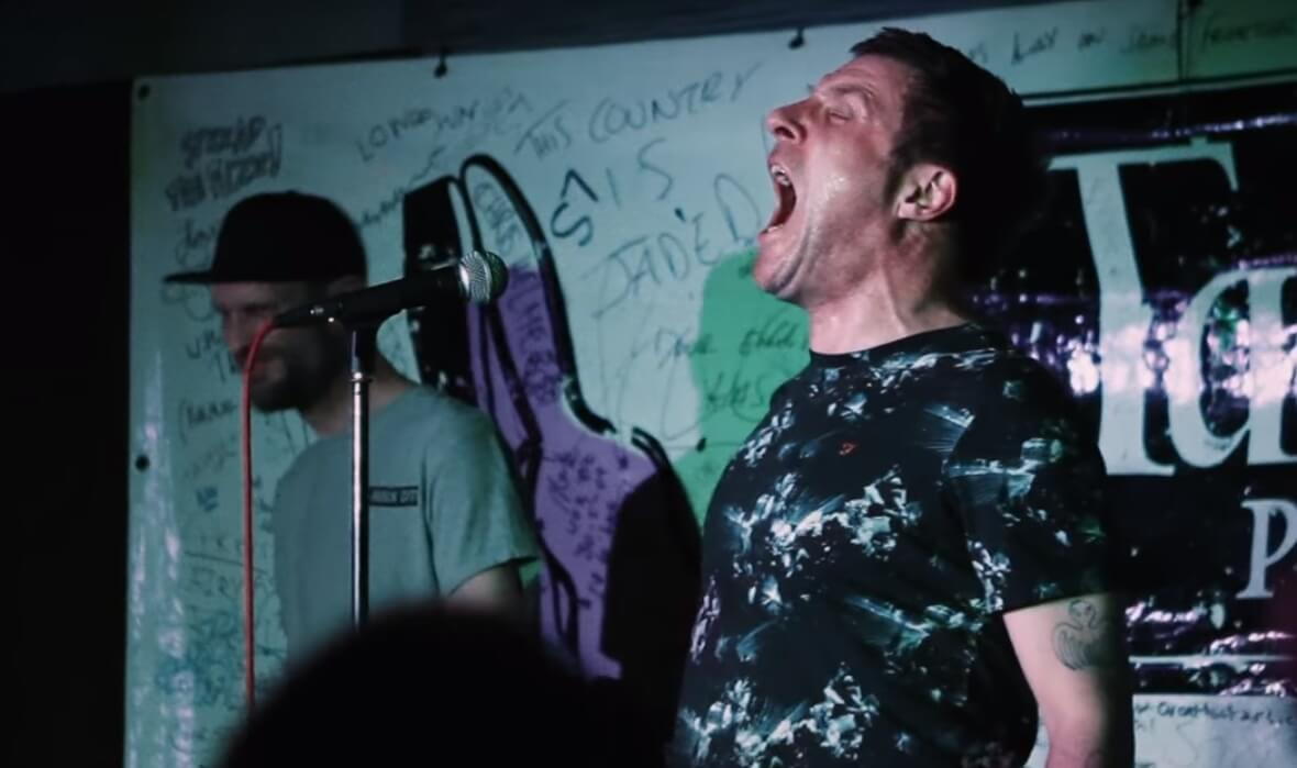 Furia punk-hop minimalista en In-Edit: la subida de Sleaford Mods