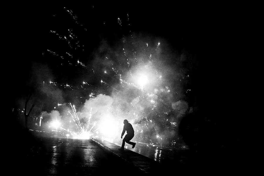 Control. Fotografía: Çagdas Erdogan