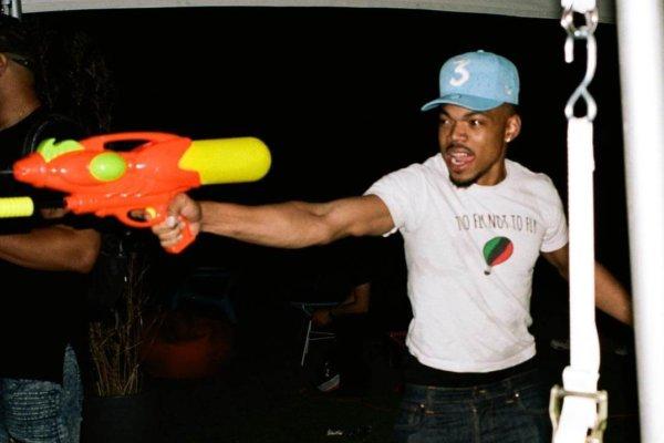 Chance The Rapper. Fotografía: Chance The Rapper/Instagram