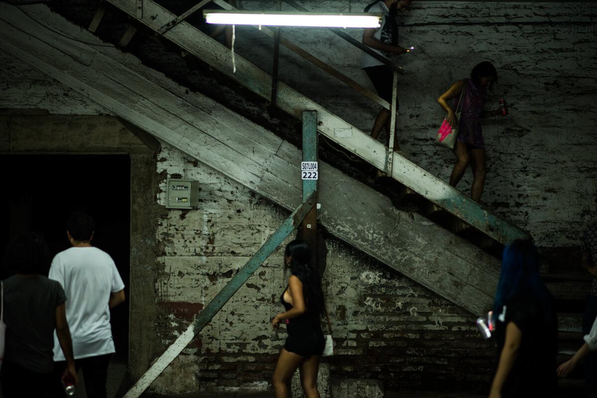 El Persa: Así es como el graffiti, la música y el arte están transformando un viejo mercado en una meca cultural
