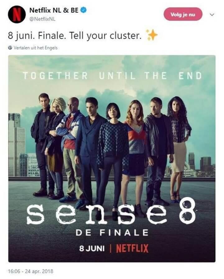 El tweet que reveló todo. Imagen: IGN France