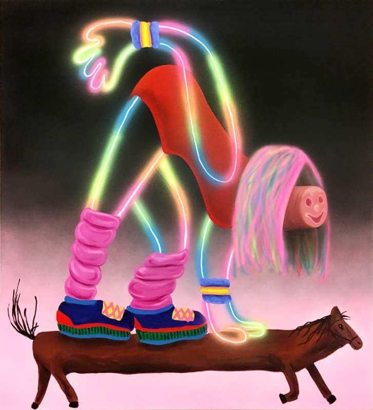Arte: Super Future Kid