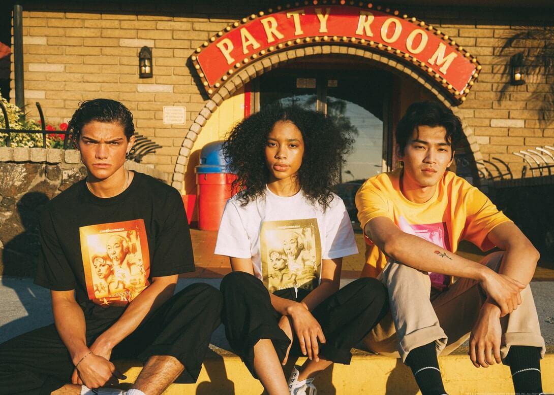 The Karate Kid x The Hundreds. Fotografía: The Hundreds