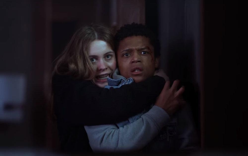 The Innocents. Imagen: Netflix
