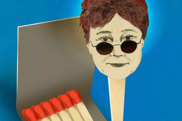 Yoko Ono en
