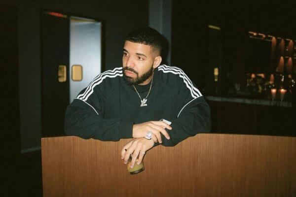 Drake. Fotografía: Instagram