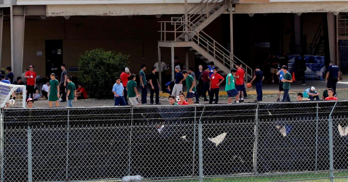 La administración Trump enviará a los hijos de inmigrantes a bases militares para darlos en adopción