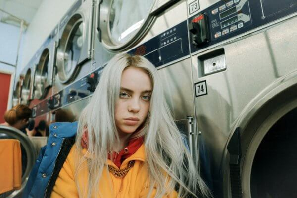 Billie Eilish. Fotografía: Connor Franta