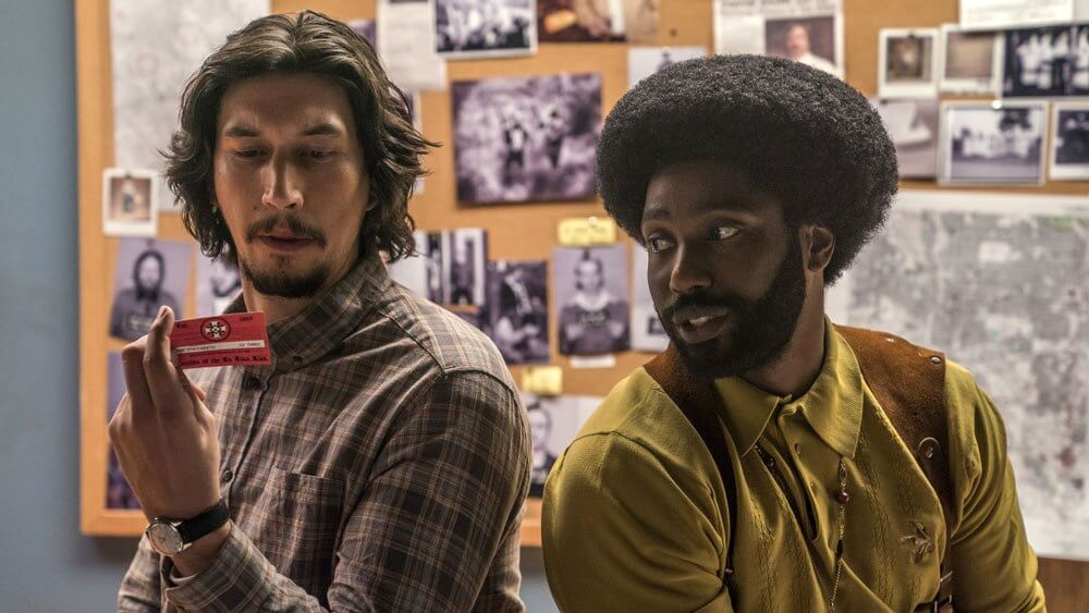 BlacKkKlansman. Fotografía: Focus Features