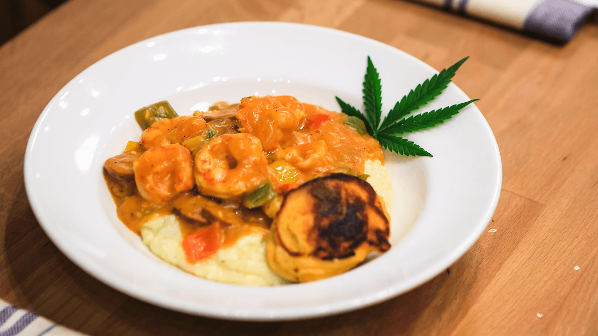 """Conviértete en un chef del weed con """"Cooking On High"""", el show de Netflix para stoners gourmet"""