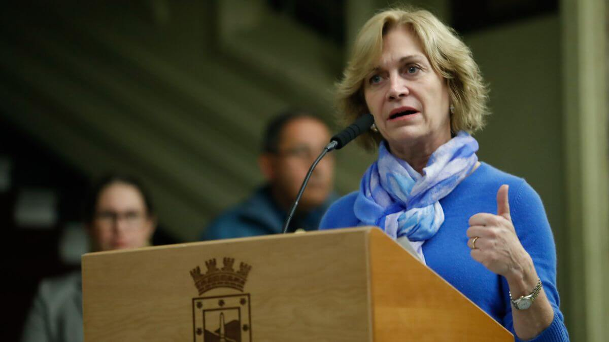"""Chile: Evelyn Matthei apoya la #olafeminista: """"a veces es necesario un grito fuerte, de rabia"""""""