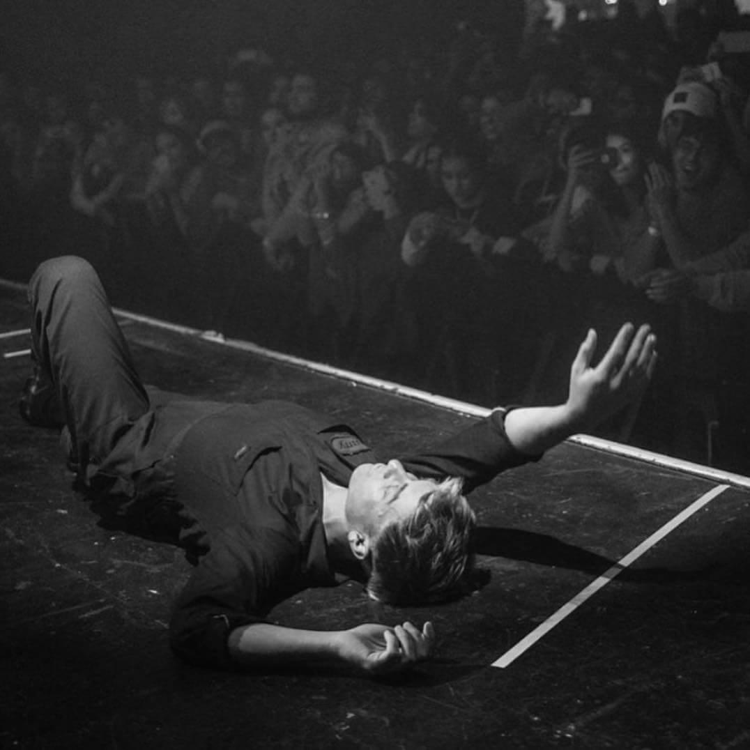 Jonny Pierce. Imagen: Inatagram/Jonny Pierce