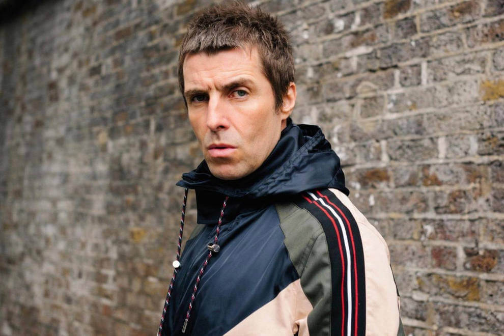 Liam Gallagher. Fotografía: Press