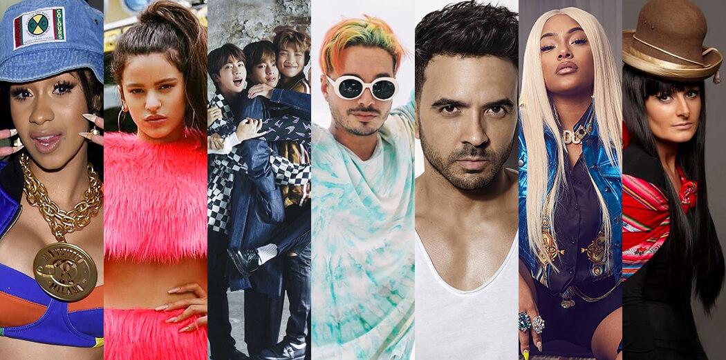 Así es como el latin pop, el hip hop, el afrowave y el k-pop demuestran que el futuro de la música no tiene etiquetas