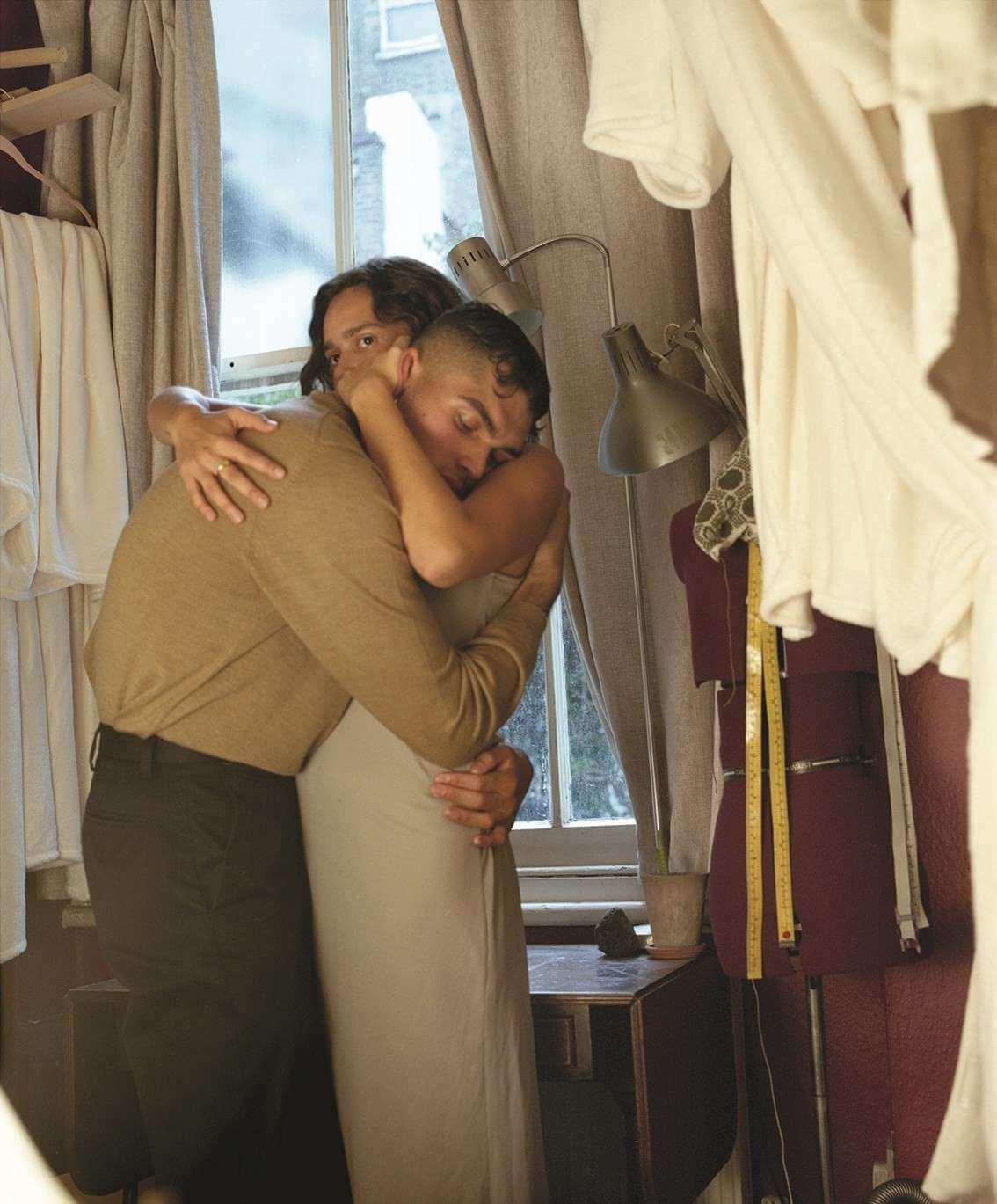 Queer Gaze from Poland: A Portrait of Love and Desire. Fotografía: Natalia Podgórska